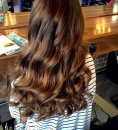 Love this balyage by Kerrie