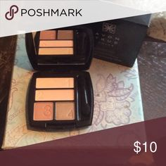 Eye shadows - Naked Truth ($ Firm) Soft neutrals numbered to help with the order of how they are to be applied for best look. Avon Makeup Eyeshadow