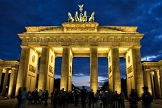 Brandenburg Gate, Berlin, Germany - Rocked in 2014 in Berlin. A great experience and this town knows how to throw a party. Cannot wait to go back