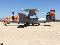 Nato Tiger Meet 2016 : E-2 Hawkeye no.3 French Navy