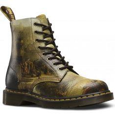 b97d92e256d Womens 1460 Pascal Multi Carthaginian Cristal 8-Eye Boots 23591102 Dr  Martens Store