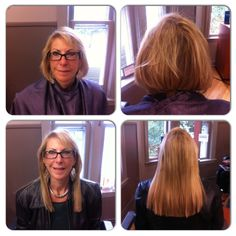 Invisi tab hair extensions invisi tab extensions pinterest amanda took before and after pics of invisi tab extensions inserted in her clients hair pmusecretfo Choice Image