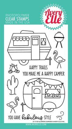 Free Images Og Vintage Camper Embrordy Patterns Free