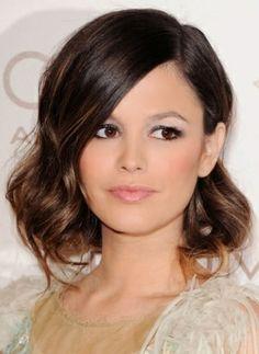 Rachel Bilson -shoulder length curls