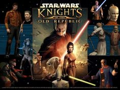 Star Wars Knights of the Old Republic is one of my favourite RPG's and I still play it today even though it came out years ago.