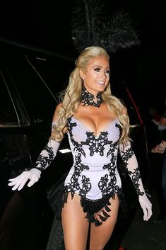 Paris Hilton Sexy Legs and Boobs at Casamigos Halloween Party in Beverly Hills Jean Dujardin, Isabelle Adjani, Laetitia Casta, Monica Bellucci, Victoria Beckham, Celebrity Photos, Celebrity Style, Paris Hilton Style, Photo Star