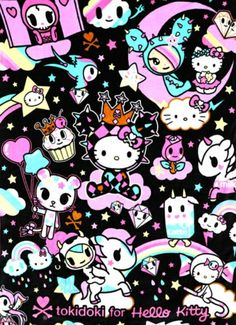 Wall Paper Android Art Hello Kitty Ideas For 2019 Hello Kitty Art, Hello Kitty Pictures, Sanrio Hello Kitty, Kitty Kitty, Hello Kitty Backgrounds, Hello Kitty Wallpaper, Sanrio Wallpaper, Iphone Wallpaper, Trendy Wallpaper