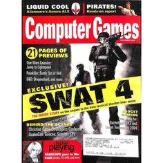 Cover Print of Computer Games Magazine, November 2004 | $6.60
