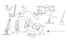 Hank Chen——来自台湾的设计师草图