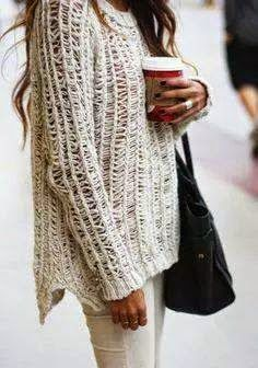 It's officially sweater weather! Have you stocked up on cozy fall sweaters? Mode Outfits, Fall Outfits, Fashion Outfits, Teen Outfits, Outfit Winter, Fashion Shoes, Summer Outfits, Casual Outfits, Fashion Jewelry