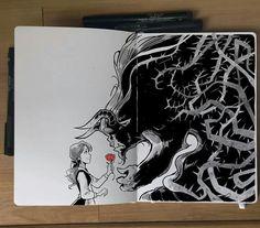 Fabulous work by Gabriel Picolo