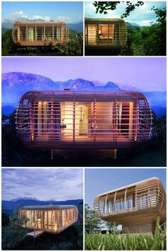 Fincube: Modular, Sustainable, Transportable | www.organicremix.com