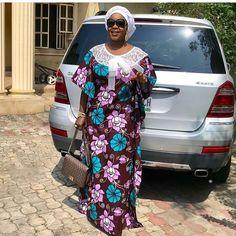 New Ankara Long Gown Styles 2019 African Maxi Dresses, African Fashion Ankara, Latest African Fashion Dresses, African Print Fashion, Africa Fashion, African Attire, African Style, Ankara Mode, African Print Dress Designs