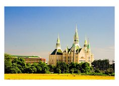 Iglesia Ni Cristo Central Temple. iNeed in all the days of my life <3