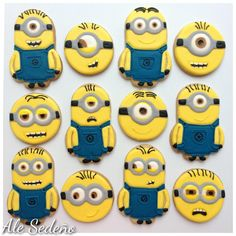 Minions | Cookie Connection