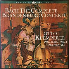 Bach: The Complete Brandenburg Concerti [Box Set] Bach (Composer), Otto Klemperer (Conductor), Philharmonia Orchestra (Orchestra) Boxes For Sale, Music Albums, Classical Music, Orchestra, Album Covers, Lp Album, Label, Treats, Country