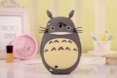 La más nueva historieta Hayao Miyazaki Animación Gato Mi Vecino Totoro silicona cubierta del caso para Samsung Galaxy Note N7100 2 Nota 3 N9000 en Fundas y Bolsas para Móvil de Telefonía en AliExpress.com | Alibaba Group