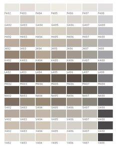 Tikkurila Cool Color Palette, Neutral Paint Colors, Colour Pallete, Colour Schemes, Pantone 2020, Loft Style, Hallway Decorating, Kitchen Paint, Minimalist Home