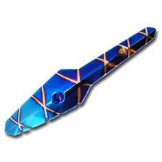 พร้อมขาย ลดราคาต่ำมาก OEM กันร้อนท่อ เหล็ก สำหรับ CLICK-125i (สีน้ำเงินลาย) ราคาไม่แพง พร้อมส่ง เก็บเงินปลายทาง