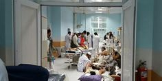 Bombing the #Kunduz hospital October 2015