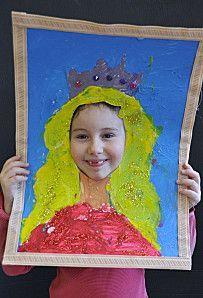 Flo Enfants portrait ROI Atelier de flo Megardon 13