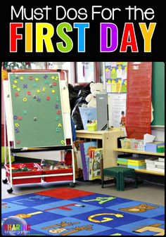 Must Dos for the First Day of Kindergarten Must Dos for the First Day of Kindergarten Must Dos for the First Day of School in Kindergarten The post Must Dos for the First Day of Kindergarten appeared first on Dress Models. Kindergarten Routines, Kindergarten First Week, Classroom Routines And Procedures, Preschool First Day, Kindergarten Classroom Management, First Day Of School Activities, Kindergarten Lesson Plans, 1st Day Of School, Beginning Of School