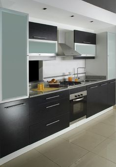 Smart Home Video Gadgets People Smart Home Office Curtains Kitchen Modular, Modern Kitchen Cabinets, Kitchen Cabinet Design, Modern Kitchen Design, Interior Design Kitchen, Kitchen Furniture, Kitchen Storage, Crockery Cabinet, 3d Printing