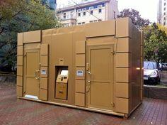 Терновский, @dternovskiy Как вам новые городские туалеты? Симпатичные? pic.twitter.com/Rr40RjFD5U