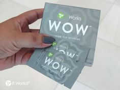 Just one of my favorite products! amazing results for everyday before I put makeup on, love this! tammysgreens.itworks.com