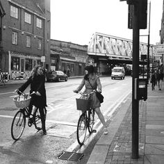 Shoreditch Bikers