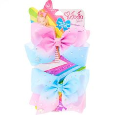 JoJo Siwa Small Pink & Blue ...