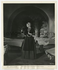 eMoviePoster.com Image For: 9h967 WHITE ANGEL 8.25x10 still '36 Kay Francis as the famous war nurse Florence Nightingale!