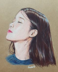 그래서 공부는 언제할꺼지? 대답해봐이미소 #아이유 #유애나 #팬아트 #졸귀보스 #곰이유 #iu #drawing #fanart #1시간30분작 Pencil Art, Pencil Drawings, Iu Hair, Kpop Drawings, Moon Lovers, Kpop Fanart, Digital Illustration, Colored Pencils, Famous People