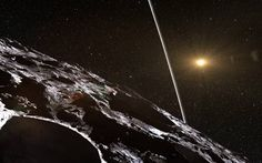 A second minor planet may possess Saturn-like rings - http://scienceblog.com/77433/a-second-minor-planet-may-possess-saturn-like-rings/