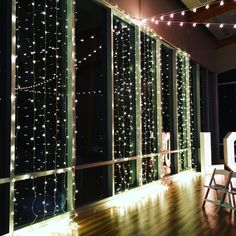 Deck Seating, Christmas Trees, Doors, Lights, Party, House, Wedding, Outdoor, Ideas