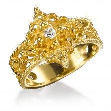 """Ring """"Keltische Liebe"""""""