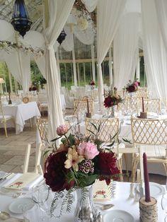 Summer Weddings at Longueville House Turner Conservatory http://www.longuevillehouse.ie/