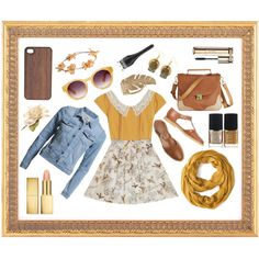 """Manic Pixie Dream Girl"" by lpohlman on Polyvore"