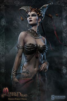Queen of the Dead | Sideshow Collectibles