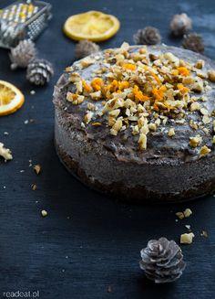 Raw vegan poppyseed cake for Christmas – :: readeat.pl