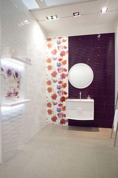 Concept Surfaces series: Maestro  installed colors: Brisa Blanco, Brisa Amatista
