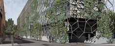 2007 Office Milano, ITALY B_O_B 01 - BIO OFFICE BUILDING (co-work for PARK Associati) ADF group