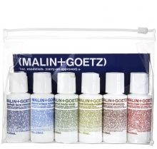 Makes any airplane your personal spa: (MALIN+GOETZ) 1oz essential kit