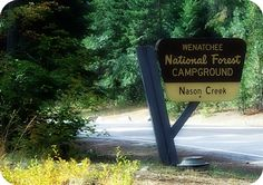 The top 10 campgrounds in WA- been to most of these and they are beautiful, plus most of them have day-trip areas for the weekend when I will be taking Abrams hiking!