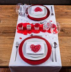 Bonito Romantic Pack Venus Blanco Il giornata c - San Valentino Idee Romantic Dinner Tables, Romantic Table Setting, Romantic Room, Romantic Night, Romantic Dinners, Desayuno Romantico Ideas, Valentine Crafts, Valentines Day, Marriage Romance