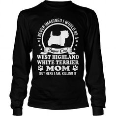 SUPER COOL WEST HIGHLAND WHITE TERRIER MOM LONG SLEEVE TEES T-SHIRTS, HOODIES ( ==►►Click To Shopping Now) #super #cool #west #highland #white #terrier #mom #long #sleeve #tees #Dogfashion #Dogs #Dog #SunfrogTshirts #Sunfrogshirts #shirts #tshirt #hoodie #sweatshirt #fashion #style