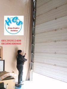 jasa service garasi door