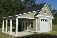 detached garage plans with living quarters