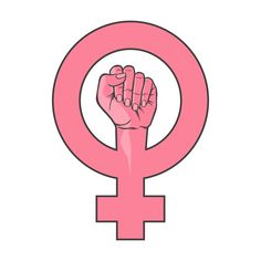 Feminist symbol Girl Power Fist Over a million free vectors PS – girl power tattoo Fashion Girl Power, Power Girl, Girl Power Tattoo, Feminist Af, Feminist Patch, Drawings, Illustration, Image, Grl Pwr
