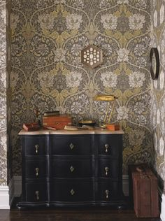 Celebrate William Morris's birthday by decorating with Morris & Co's timeless archive collections